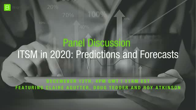 ITSM in 2020: Experts' Predictions and Forecasts