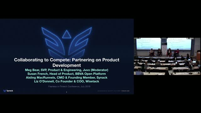 How to Partner to Build More Secure Products: Partnering on Product Development
