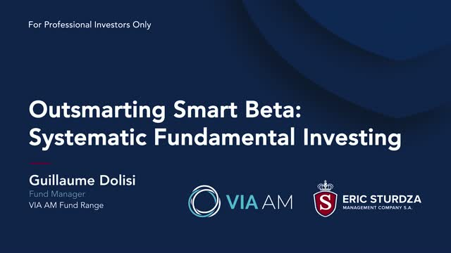 Outsmarting Smart Beta: Systematic Fundamental Investing