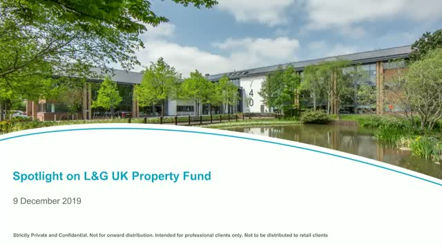 Spotlight on L&G UK Property Fund
