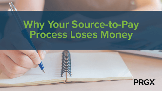 Why Your Source-to-Pay-Process Loses Money