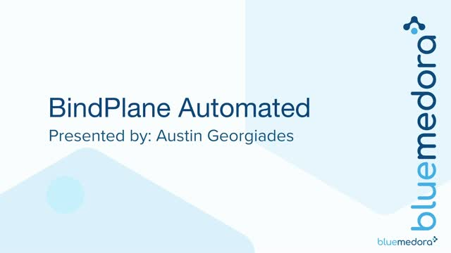 Automate Your BindPlane Configuration and Deployment in Minutes | Blue Medora