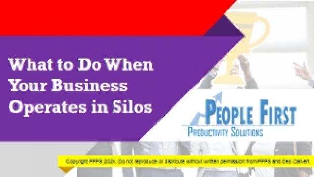 What to Do When Your Business Operates in Silos