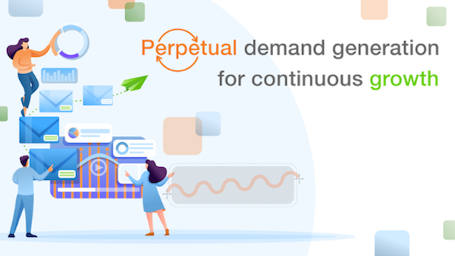 Perpetual demand generation for continuous growth