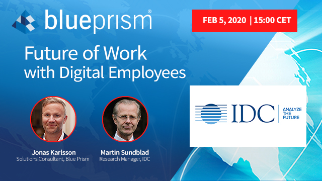 Future of Work with Digital Employees