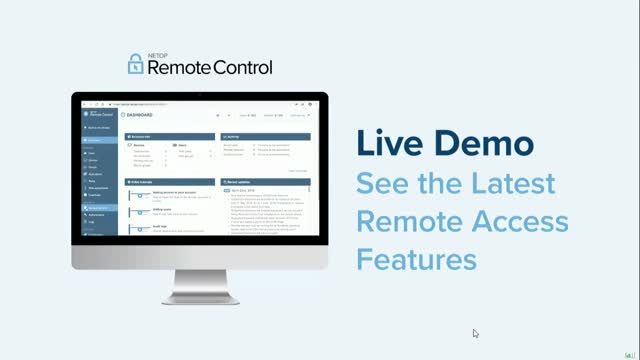 Live Demo: See the Latest Remote Access Features