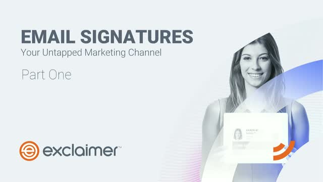 Email Signatures: Your Untapped Marketing Channel