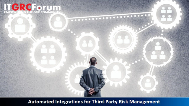 [*CPE] Automated Integrations for Third-Party Risk Management