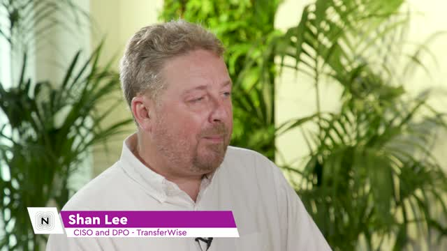 Shan Lee on Cyber Confidence