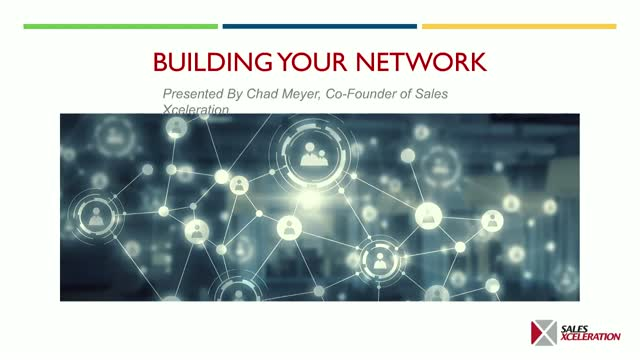 NETWORKING: Building Your Connected Business Community