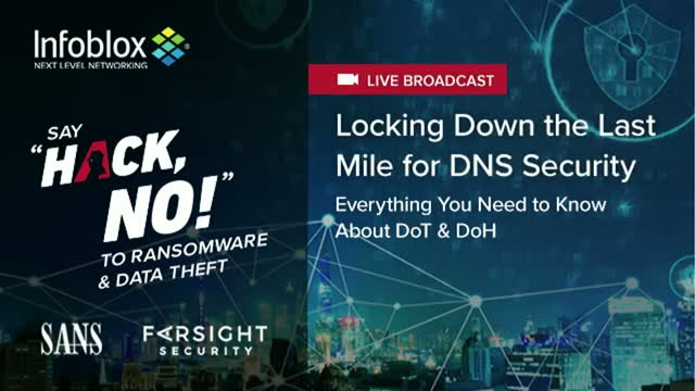 """Say """"Hack, No!"""" to Ransomware and Data Theft"""