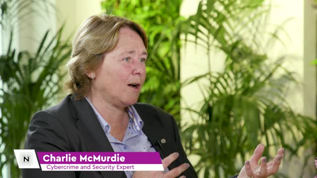 Charlie McMurdie on Cyber Confidence