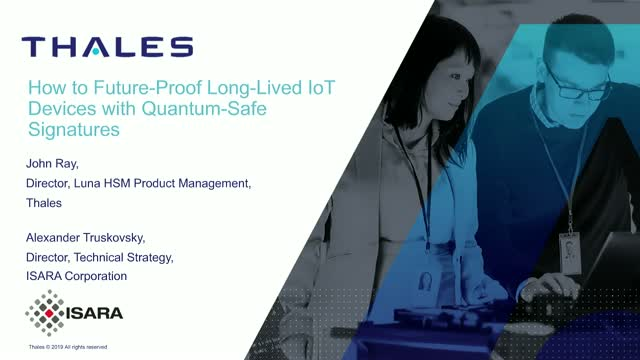 How to Future-Proof Long-Lived IoT Devices with Quantum-Safe Signatures