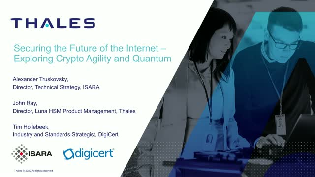 Securing the Future of the Internet: Exploring Crypto-Agility & Quantum