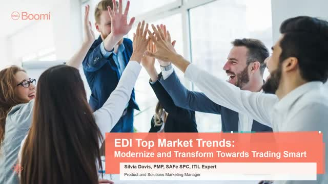EDI Top Market Trends