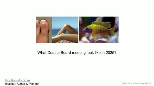 How Data is Changing Board Meetings and the Decision Making Process