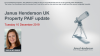 Janus Henderson UK Property PAIF Update
