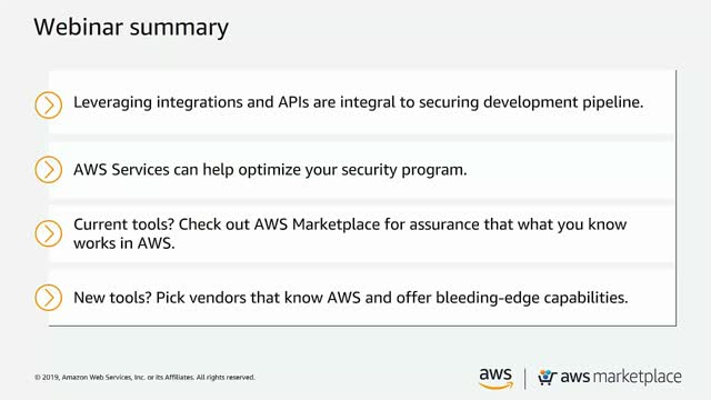 How to Secure App Pipelines in AWS