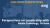 Perspectives on Leadership with Nicole Cummings