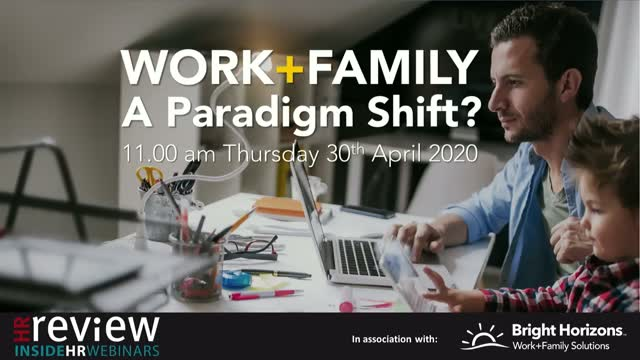 Work+Family: A Paradigm Shift?