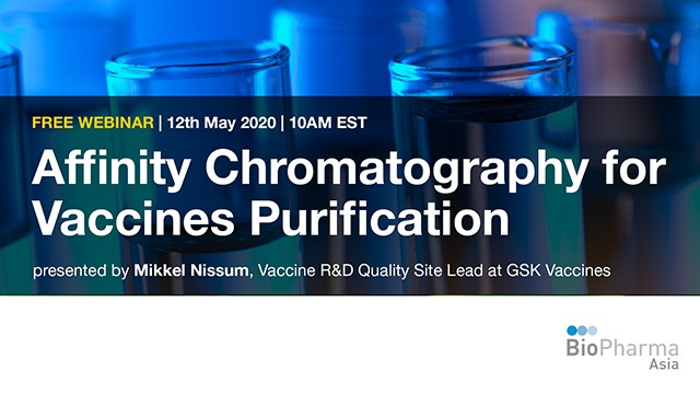 Affinity Chromatography for Vaccines Purification
