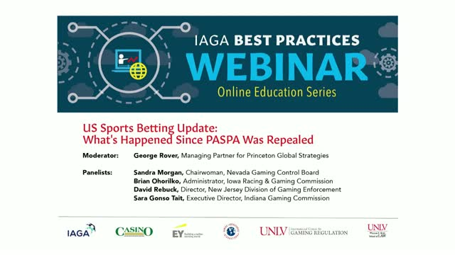 US Sports Betting Update:  What's Happened Since PASPA Was Repealed