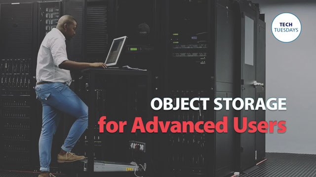 Object Storage for Advanced Users
