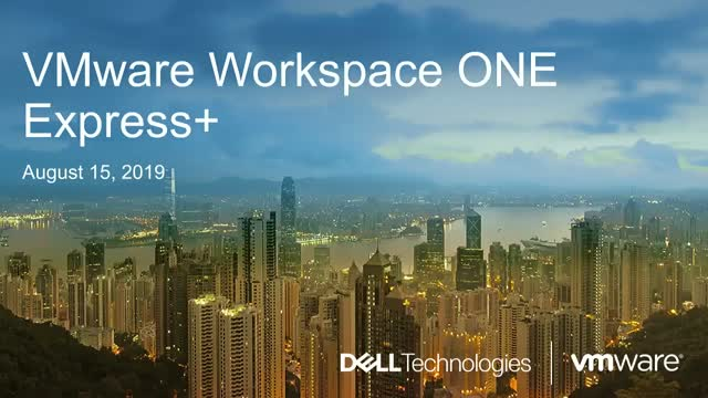 VMware Workspace ONE Express+ Is Unified Device Management, Simplified