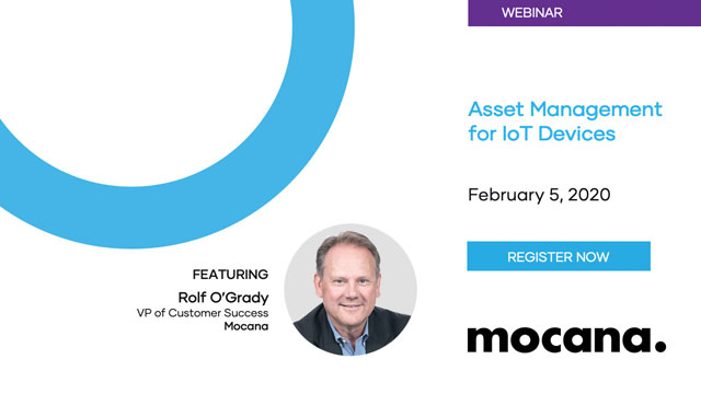 Asset Management for IoT Devices
