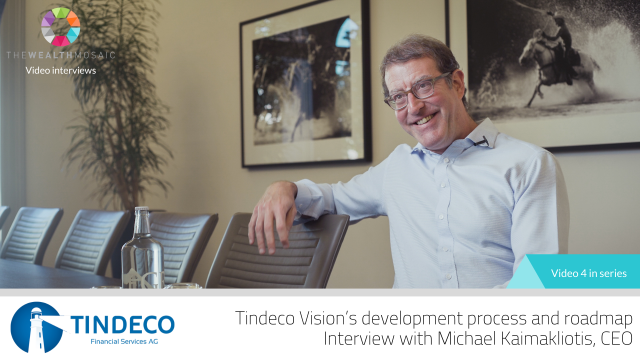 Tindeco Vision's development process and roadmap