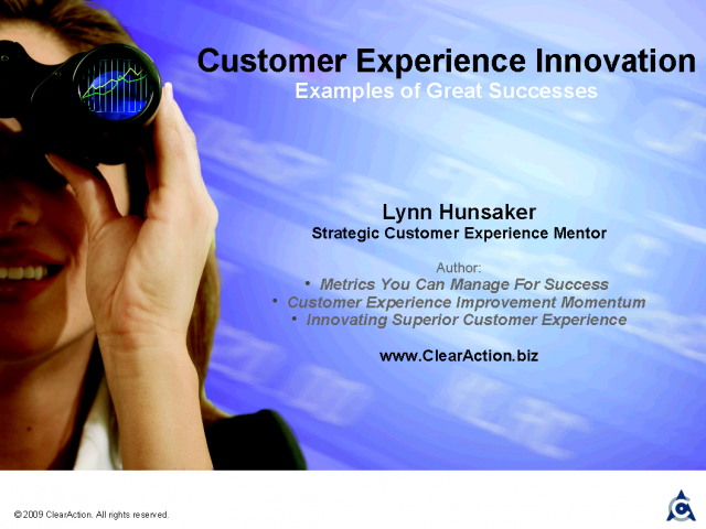 Customer Experience Innovation: Examples of Great Successes