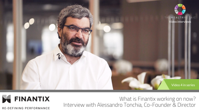 What is Finantix working on now?