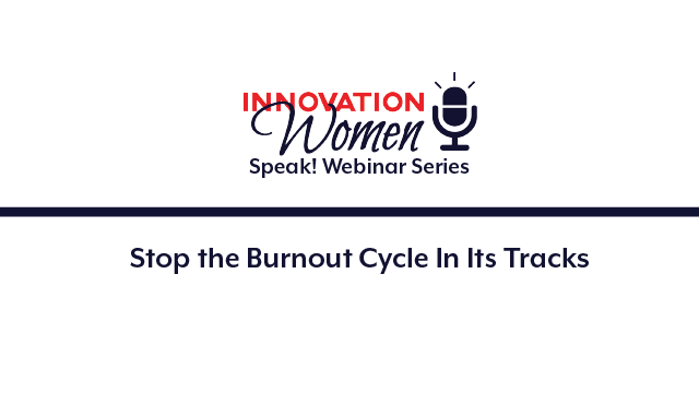 Stop the Burnout Cycle In Its Tracks