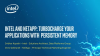 Turbocharge Your Applications with Persistent Memory