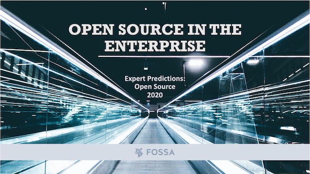 [Panel] Open Source in the Enterprise: Predictions for 2020