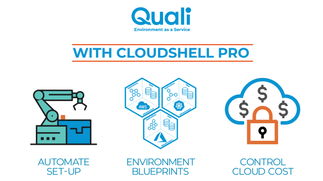 Leverage Hybrid Cloud with CloudShell Pro