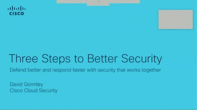 The Big Easy – 3 Steps to Better Security