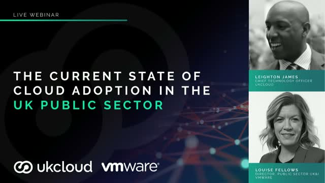 The current state of cloud adoption in the UK public sector