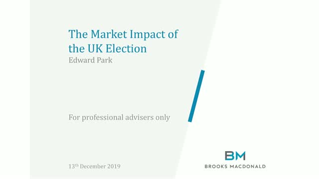The Market Impact of the UK Election