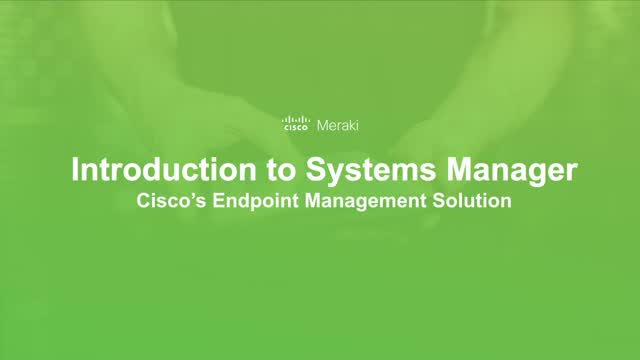 Cloud-Managed IT  - Endpoint Management (Part 4)