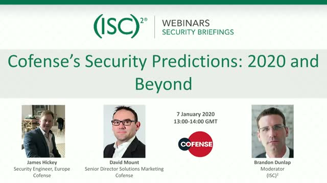 Cofense's Security Predictions: 2020 and Beyond