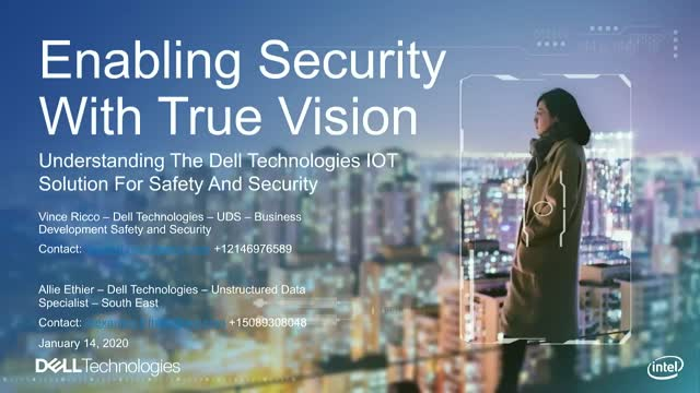 Simplifying Infrastructure for Expanded Uses of Vision in Safety and Security