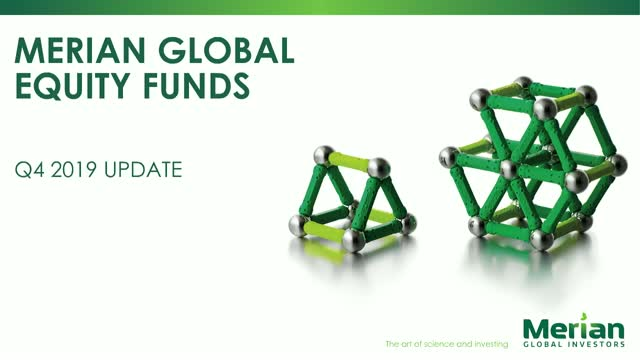 Global Equities update with Dr. Ian Heslop and Justin Wells - Q4 2019 PM