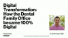 Digital Transformation - See how the Dental Family took the office 100% Digital