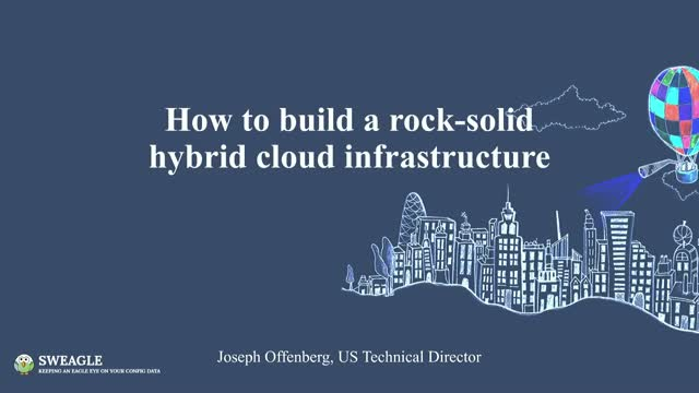 How to build a rock-solid hybrid cloud infrastructure
