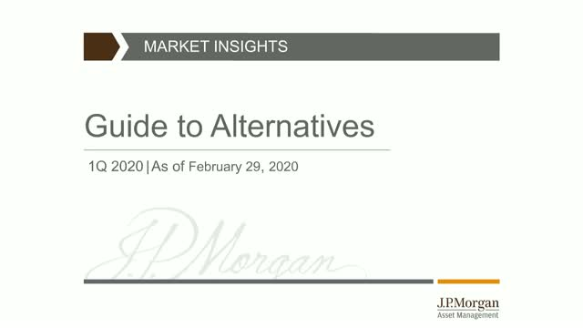 1Q Guide to Alternatives
