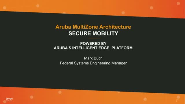 Secure Mobility with MultiZone