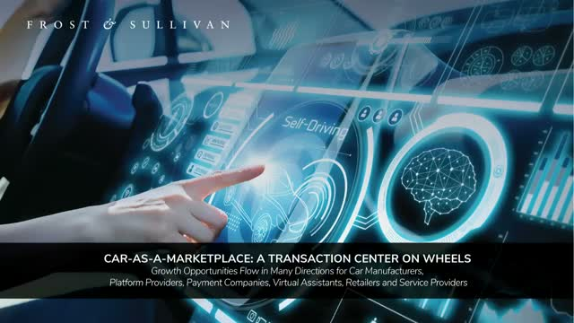 Car-as-a-Marketplace: A Transaction Center on Wheels