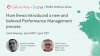 How liwwa introduced a new and beloved Performance Management process