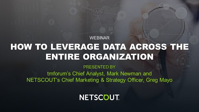 How to Leverage Data Across the Entire Organization